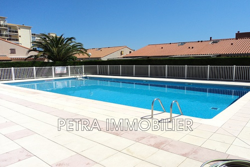 Photo Apartment Argelès-sur-Mer Plage centrale,   to buy apartment  3 rooms   25 m²