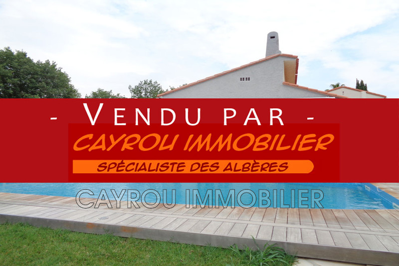 Photo Property Laroque-des-Albères   to buy property  4 bedroom   180 m²