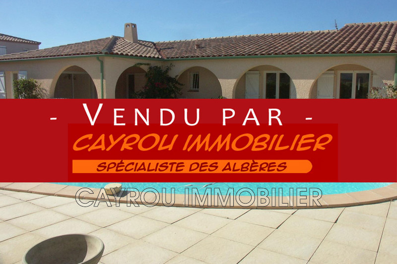 Photo Villa Laroque-des-Albères   to buy villa  3 bedroom   132 m²