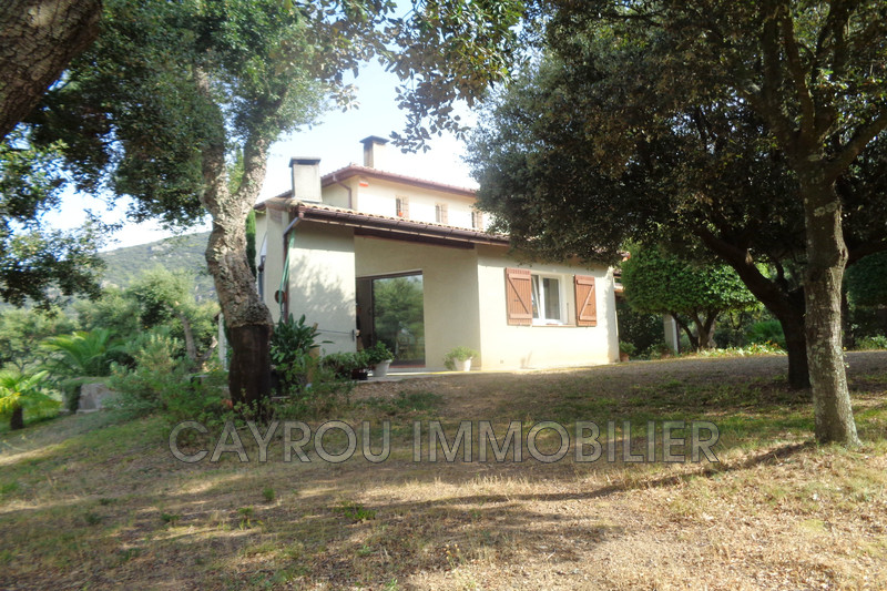 Photo Property Laroque-des-Albères Calme,   to buy property  3 bedroom   140 m²