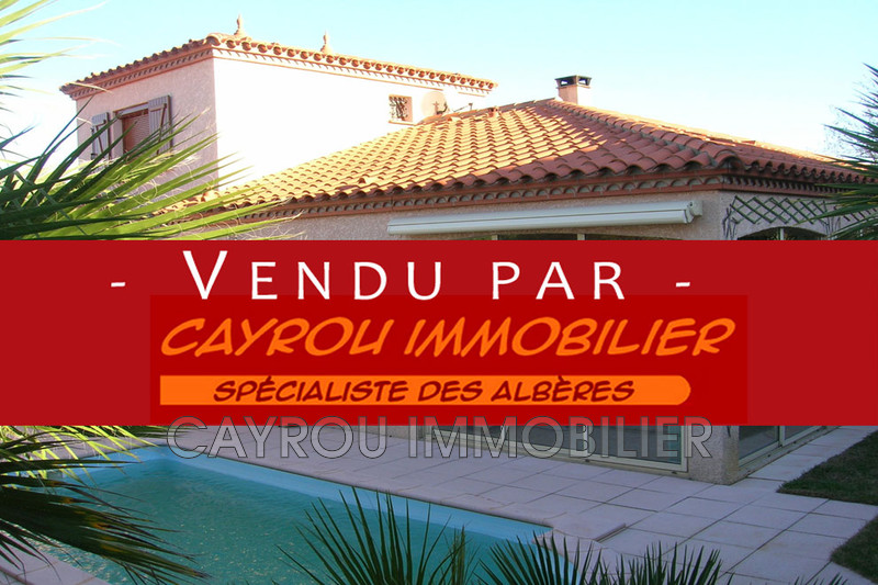 Photo Villa Saint-Génis-des-Fontaines Calme,   to buy villa  3 bedroom   144 m²