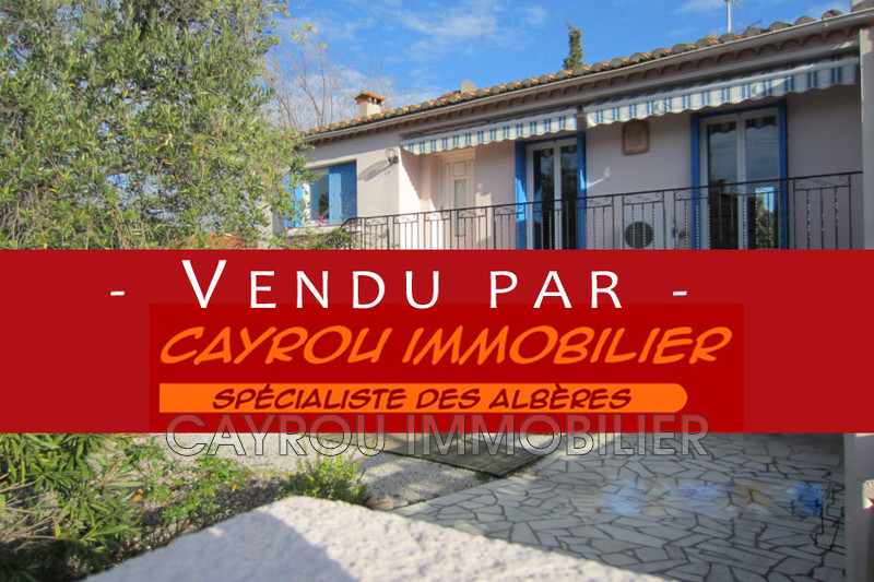 Photo Villa Laroque-des-Albères Calme,   to buy villa  3 bedroom   135 m²