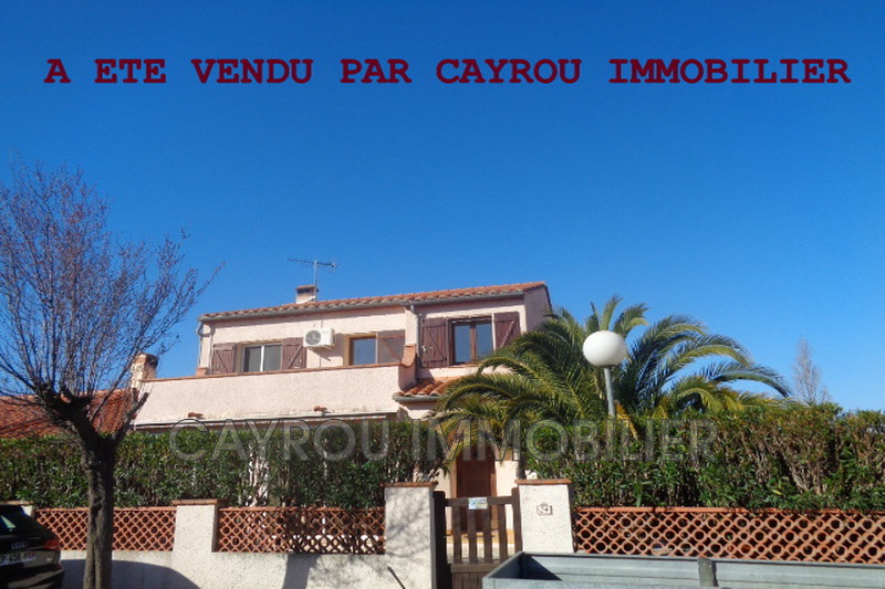 Photo Villa Villelongue-dels-Monts   achat villa  3 chambres   129 m²