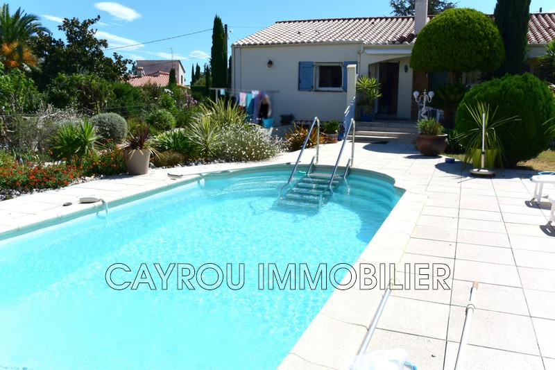 Photo Villa Villelongue-dels-Monts   achat villa  3 chambres   133 m²