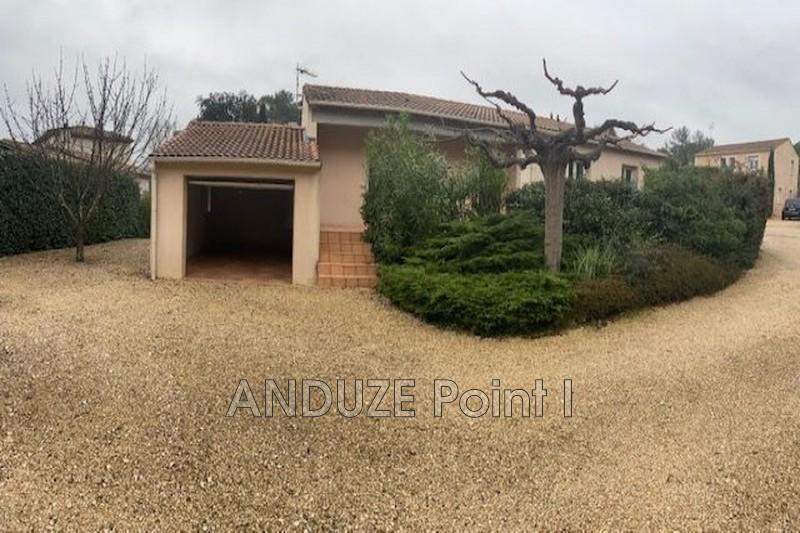 Photo House Boisset-et-Gaujac  Rentals house  3 bedroom   77m²