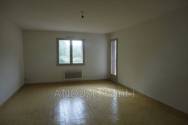 Photo Appartement Anduze Anduze,  Location appartement  5 pièces   92 m²