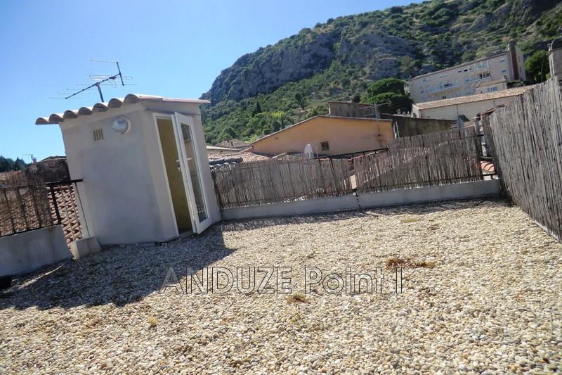 Photo Appartement Anduze   achat appartement  4 pièces   65m²