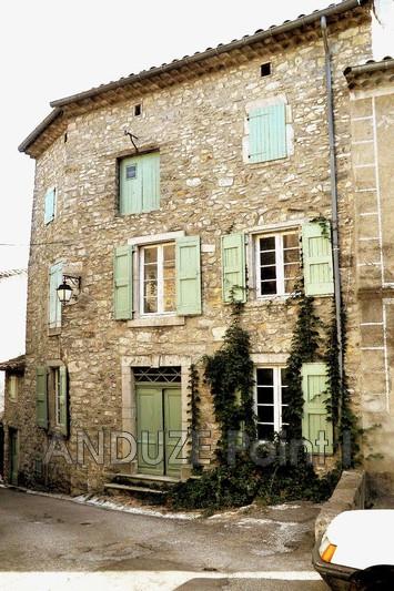 Photo Maison de village Durfort-et-Saint-Martin-de-Sossenac   achat maison de village  4 chambres   136m²