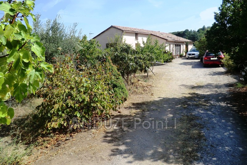 Photo House Anduze   to buy house  6 bedroom   193 m²