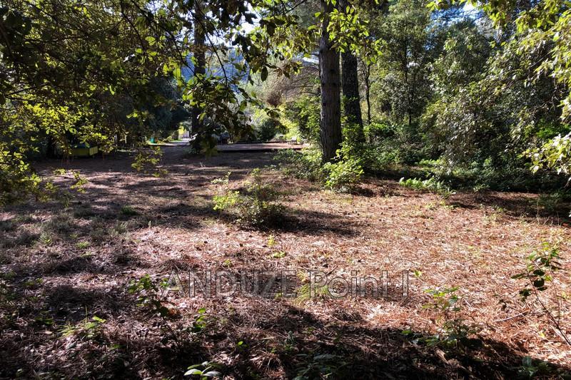 Photo Terrain Anduze   achat terrain   900m²