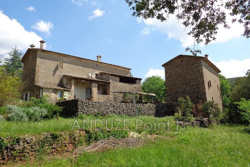 Photo Maison Thoiras Nature,   achat maison  5 chambres   200m²