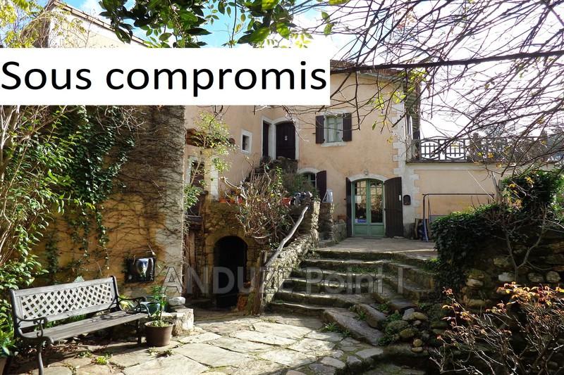 Photo Maison Saint-Jean-du-Gard   achat maison  4 chambres   300m²