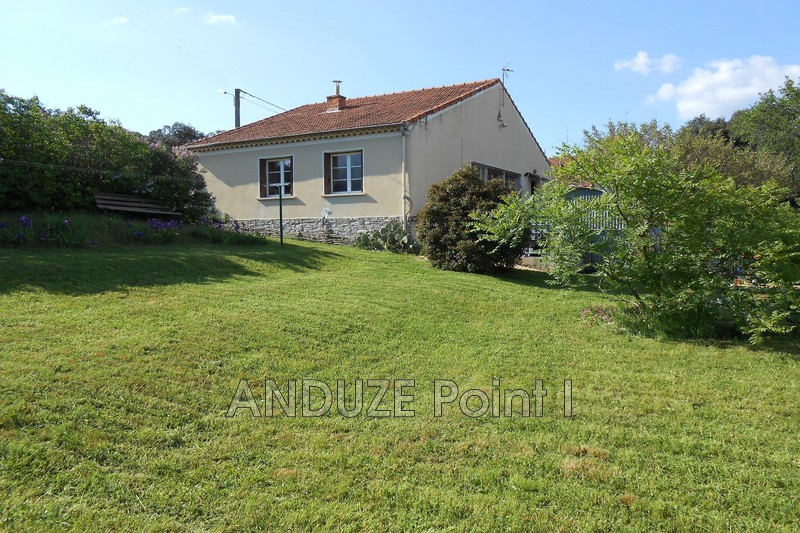 Photo House Anduze   to buy house  2 bedroom   90 m²