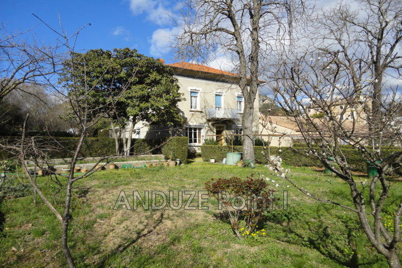 Photo House Anduze Village,   to buy house  4 bedroom   140 m²