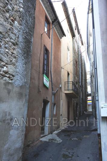 Photo Maison de village Anduze   achat maison de village  2 chambres   51m²