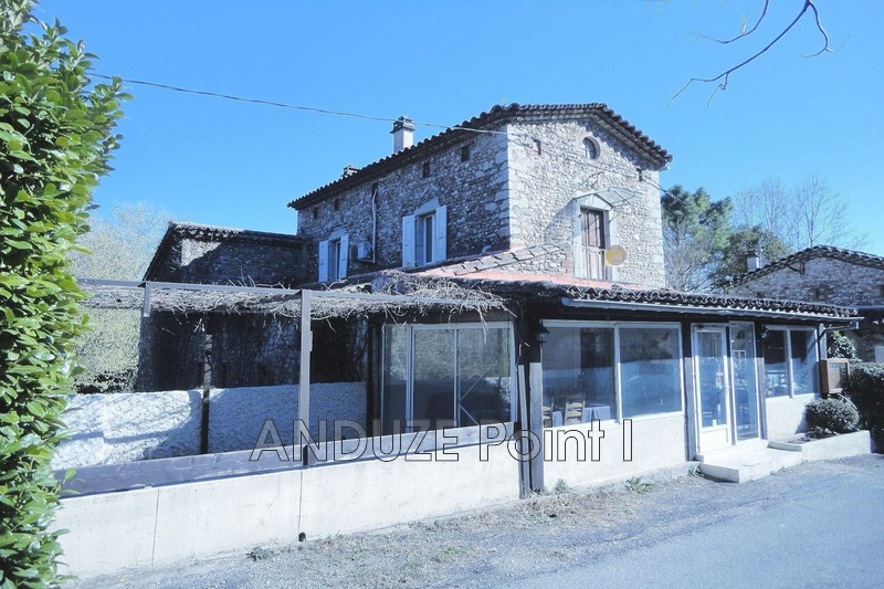 Photo Mas Anduze Hameau,   to buy mas  3 bedroom   208 m²