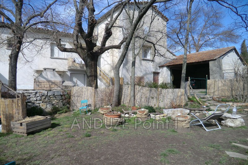 Photo Mas Anduze Campagne,   achat mas  4 chambres   150m²