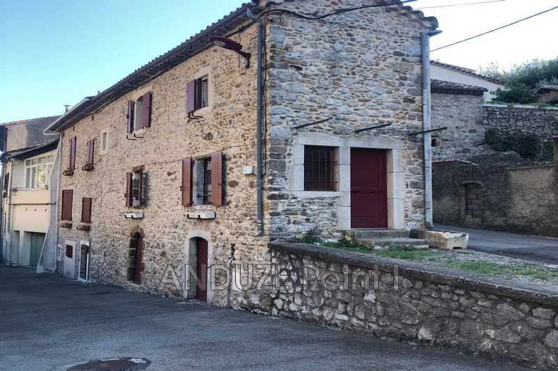 Photo Village house Anduze Village,   to buy village house  2 bedroom   43 m²