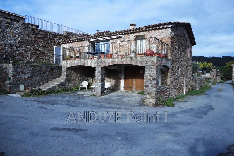 Photo Maison de village Saint-Sébastien-d'Aigrefeuille Générargues,   achat maison de village  2 chambres   72m²