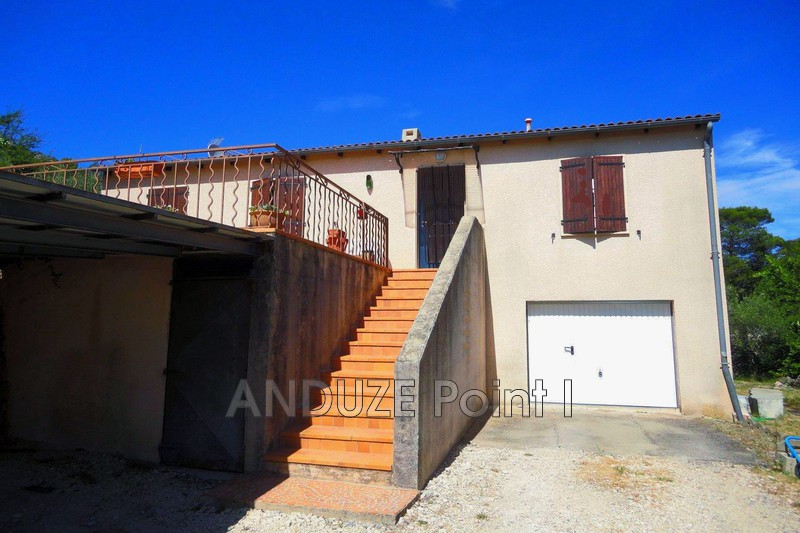 Photo House Anduze Anduze,   to buy house  3 bedroom   93 m²