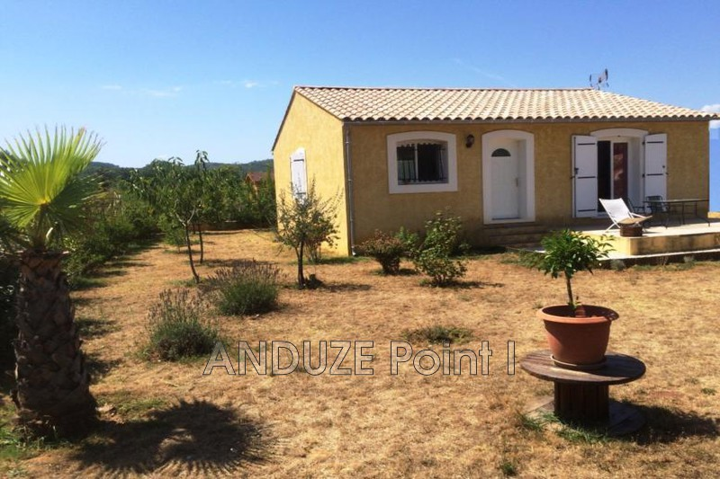 Photo House Anduze Anduze,   to buy house  3 bedroom   79 m²