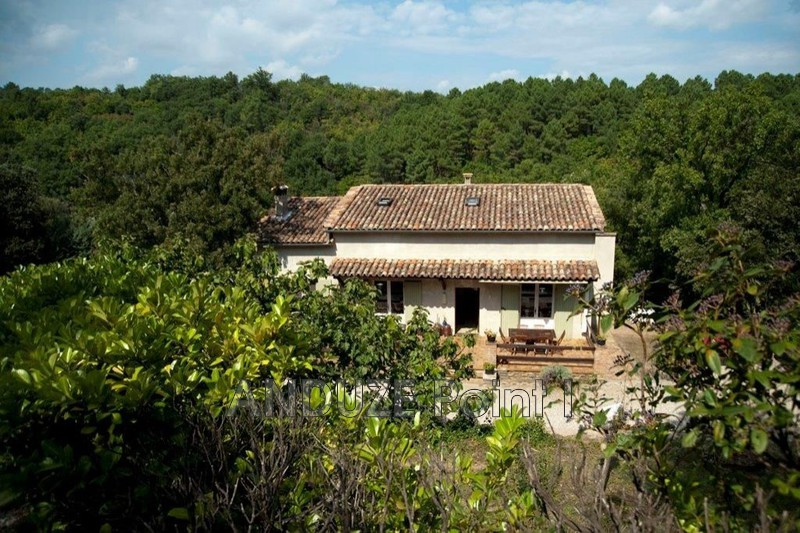 Photo Maison Saint-Sébastien-d'Aigrefeuille Générargues,   achat maison  8 chambres   270m²