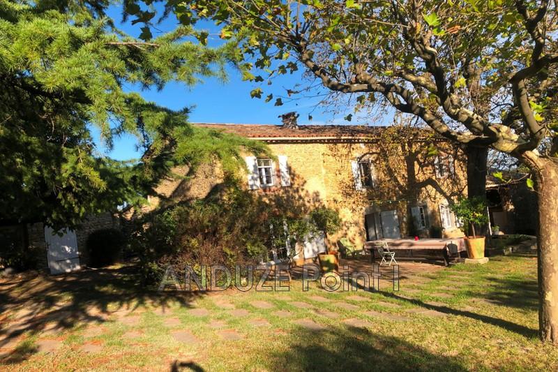 Photo Mas Boisset-et-Gaujac Anduze,   to buy mas  4 bedroom   163m²
