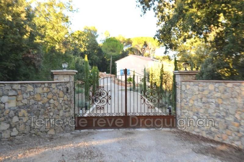 Photo n°2 - Vente Maison villa Trans-en-Provence 83720 - 475 000 €