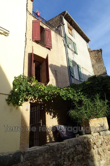 Photo n°1 - Vente maison de village La Motte 83920 - 132 000 €
