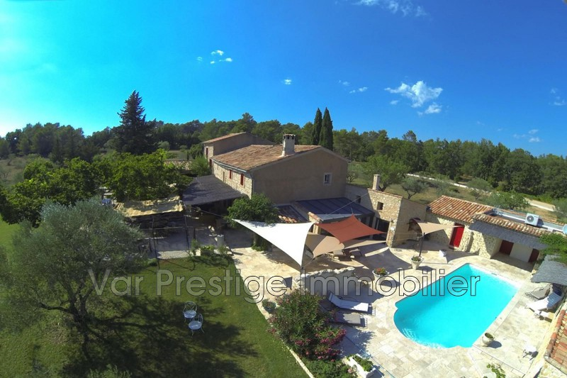 Photo n°1 - Vente maison en pierre Aups 83630 - 1 665 000 €