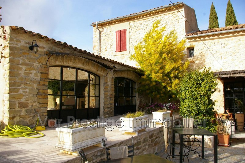 Photo n°2 - Vente maison en pierre Aups 83630 - 1 665 000 €