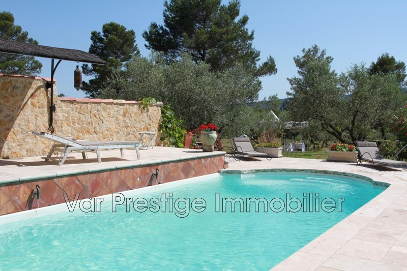 Photo n°3 - Vente maison en pierre Aups 83630 - 1 665 000 €
