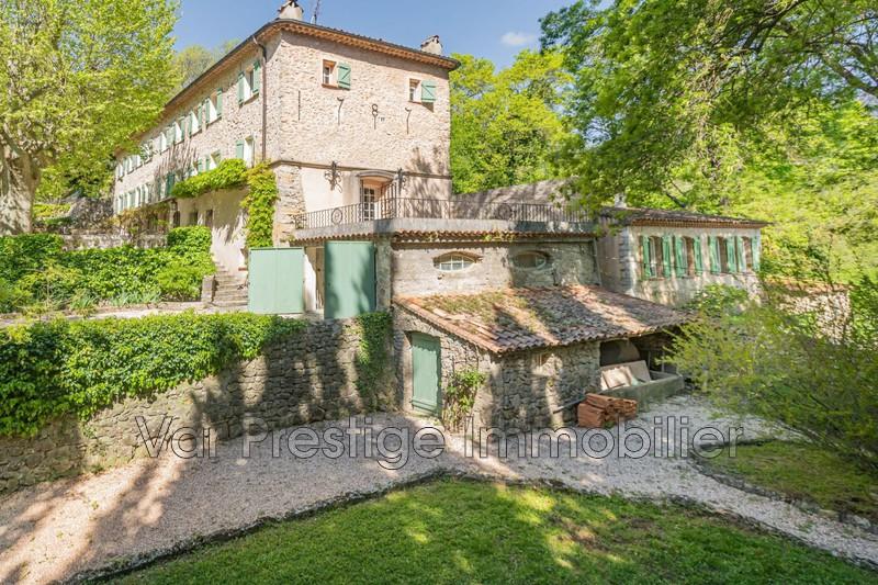 Photo n°3 - Vente Maison demeure de prestige Bargemon 83830 - 1 670 000 €
