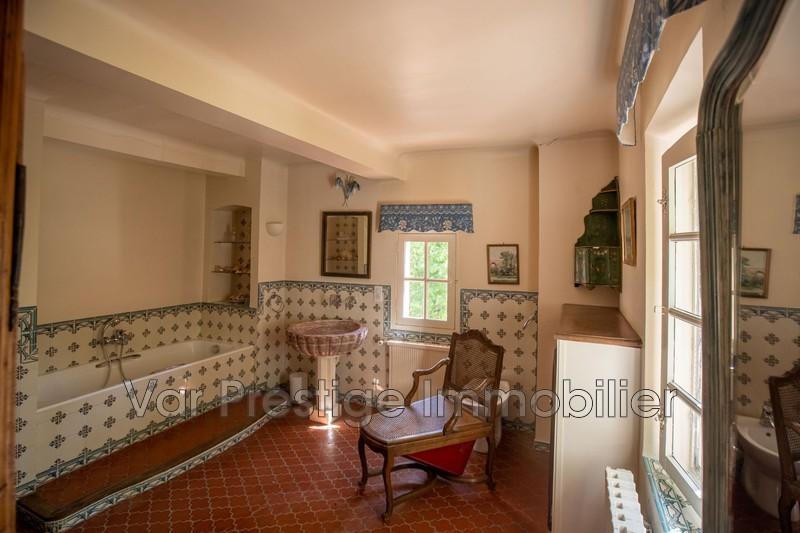Photo n°7 - Vente Maison demeure de prestige Bargemon 83830 - 1 670 000 €