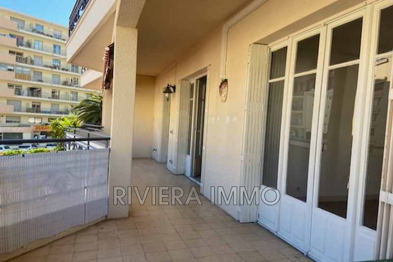 Photo n°2 - Location appartement Le Cannet 06110 - 750 €