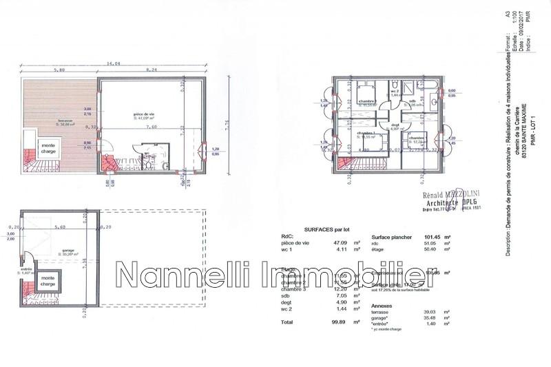 Photo n°5 - Vente appartement Sainte-Maxime 83120 - 577 500 €