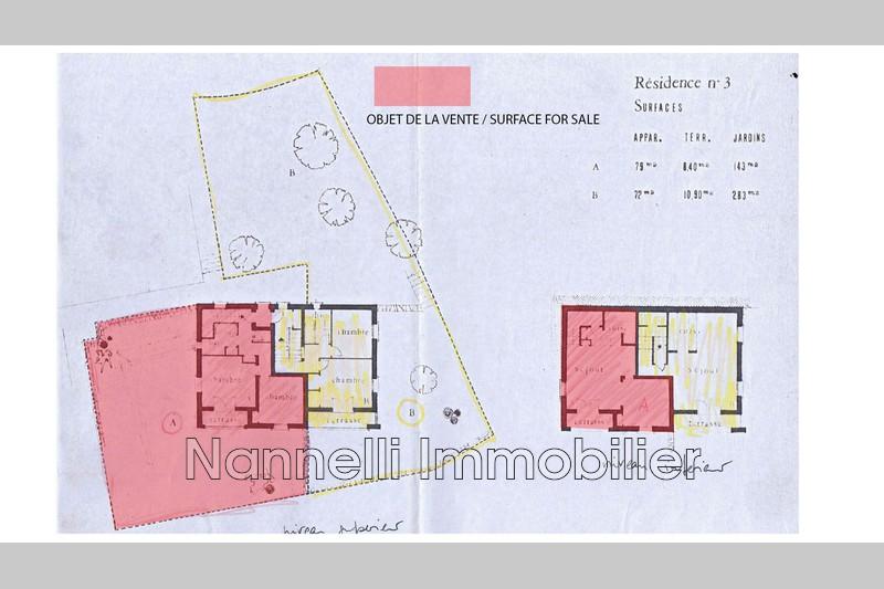 Photo n°16 - Vente appartement La Croix-Valmer 83420 - 550 000 €