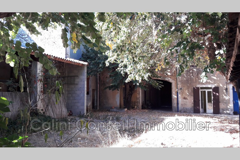 Photo n°1 - Vente maison de village Saint-Geniès-de-Malgoirès 30190 - 262 000 €