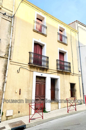 Photo House Poussan Centre village,   to buy house  5 bedroom   135m²