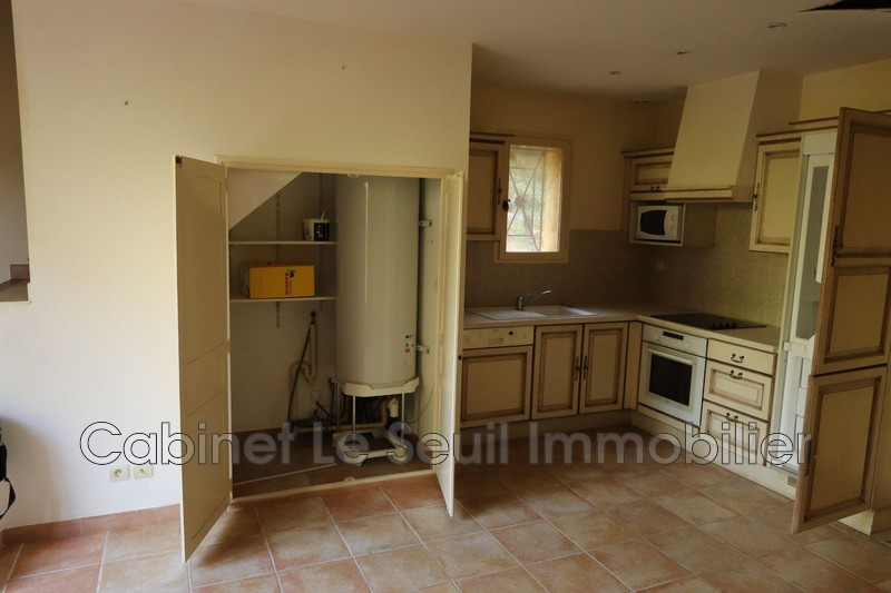 Vente appartement Roussillon