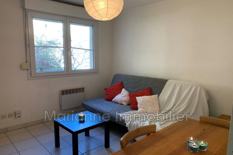 Photo Appartement Montpellier Rives du lez,  Location appartement  1 pièce   17m²