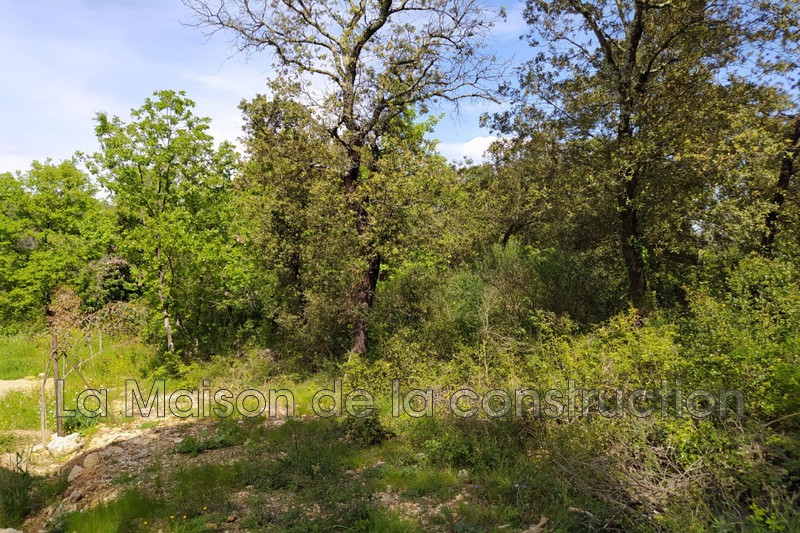 Photo n°1 - Vente terrain Brignoles 83170 - 231 000 €