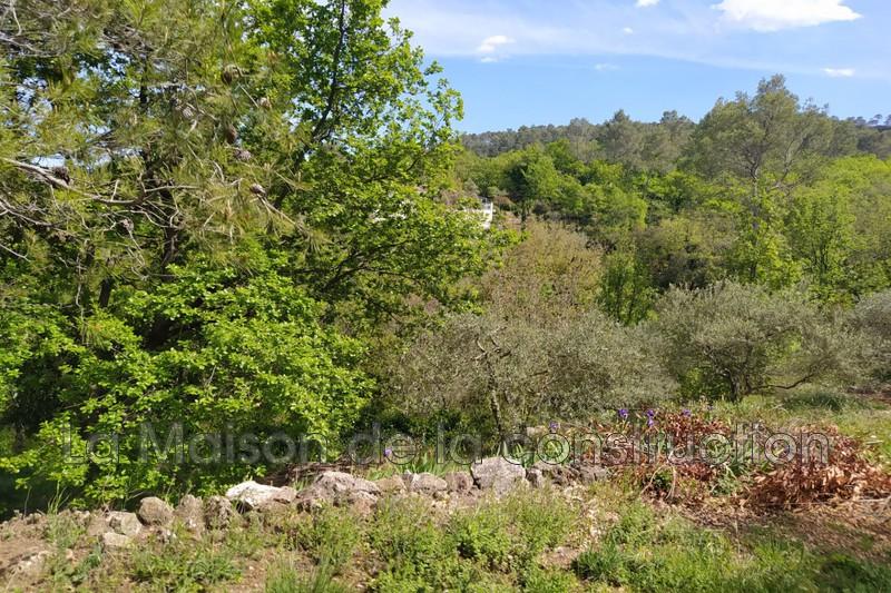 Photo n°1 - Vente terrain Brignoles 83170 - 157 000 €