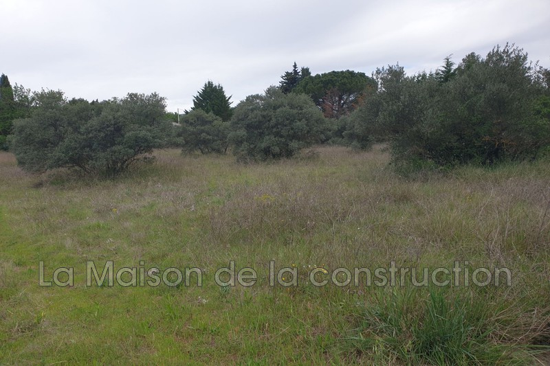 Photo n°2 - Vente terrain à bâtir Saint-Maximin-la-Sainte-Baume 83470 - 240 000 €
