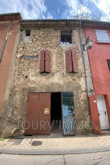 Photo n°1 - Vente maison de village Bras 83149 - 139 000 €