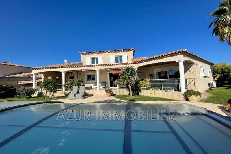 Photo n°1 - Vente Maison villa Sauvian 34410 - 514 000 €
