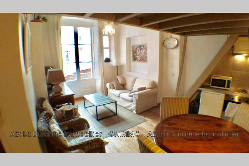 Photo Appartement Aix-en-Provence Centre ville,  Location appartement  2 pièces   21m²