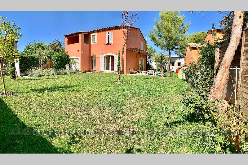 Photo Villa Aix-en-Provence   achat villa  4 chambres   120m²