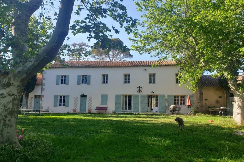 Maison Saint-Martin-de-Crau Les alpilles,   achat maison  8 chambres   370m²