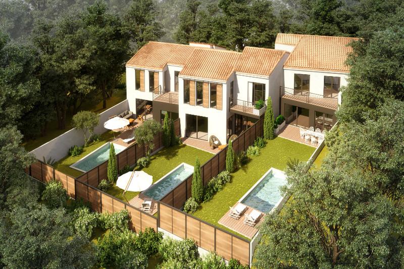 Photo Maison Marseille Les accates,   to buy maison  3 bedrooms   152m²